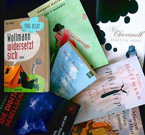 Bücher im Juni und Juli