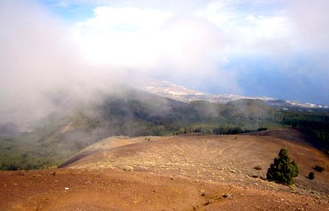 La Palma - zum Pico Birigoyo