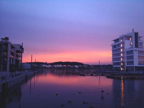 Hafen Phoenixsee Dortmund